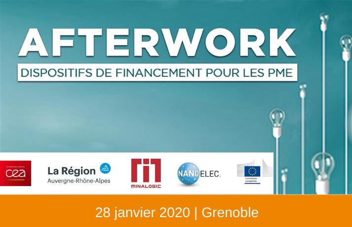 Afterwork : les dispositifs de financement pour les PME !