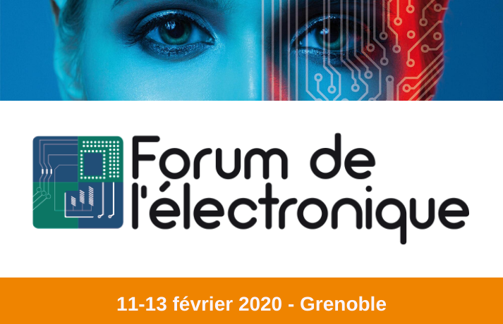 Forum de l'Electronique Grenoble 2020