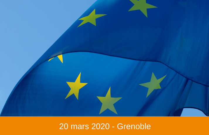Infoday Europe 2020 - Grenoble